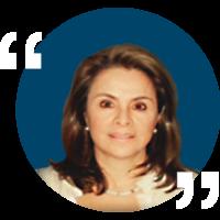 María Angélica González Rossi<br /> Secretaria del Consejo